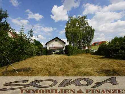 Großes Einfamilienhaus mit großzügigen Garten und Bauplatz in Neuburg an der Donau - Ein Eigenhei...