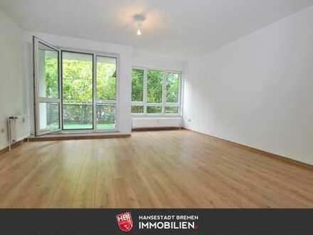 Hastedt / Gepflegte 2-Zimmer-Wohnung mit Balkon
