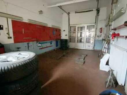 Werkstatt in Kaulsdorf zu vermieten