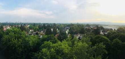 WG-Wohung: Exklusive 3-Zimmer-Wohnung mit gehobener Innenausstattung in Frankfurt am Main