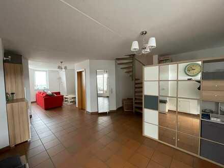 4 Zimmer-Maisonettewohnung im Zentrum von Karlsruhe