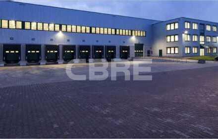 Moderne Logistikhalle I INTERIMSANMIETUNG I 24/7 Nutzung I 9 RAMPEN I Sprinkleranlage I 15 m UKB