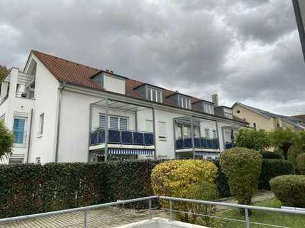 Schöne 2-Zimmer-Dachgeschosswohnung in Grenzach-Wyhlen