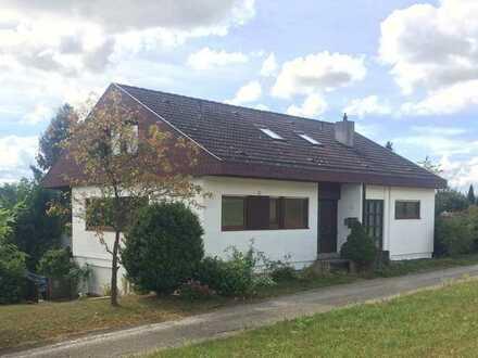 Großzügiges Architektenhaus in Althengstett, Kr. Calw