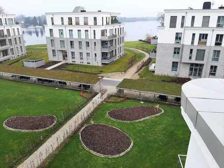 4516 Glindower Seevillen - Traumhaftes DG-Penthouse direkt am See