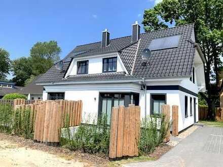 Neue Doppelhaushälfte ! 4 km bis zum Ostseestrand