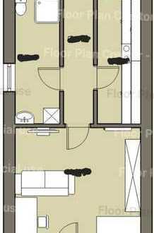 Helle 1,5 Zimmer Wohnung für Pendler, Singles und Studenten