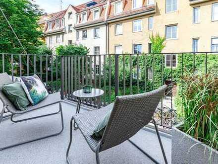 Besser als jede Wohnung: Exklusives Stadthaus mit Dachterrasse und gehobener Ausstattung