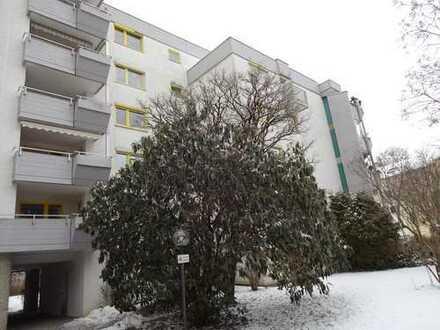 Schöne, helle 2-Zimmer-Wohnung direkt am Westpark