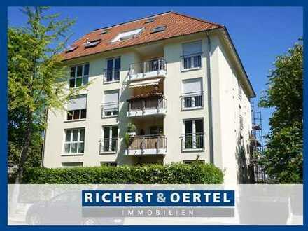 www.r-o.de+++ Wohnung mit Perspektive in guter Striesener Lage - 3 Zimmer, Balkon und Lift