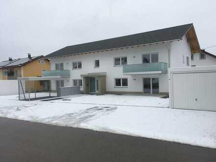 Neubau Mehrfamilienhaus in ruhiger Lage