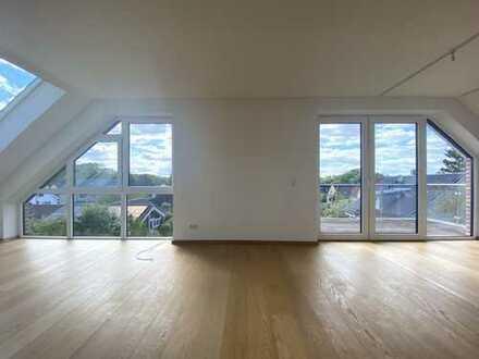 Helle und ruhige Eigentumswohnung in Heikendorf