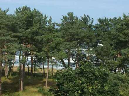 Terrassenwohnung am Meer mit direktem Strandzugang