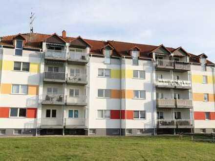 lichtdurchflutete 3 Raum-Wohnung mit Balkon