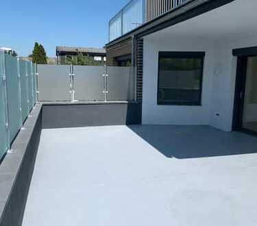 Erstbezug nach Sanierung: attraktive 3-ZKB-EG-Wohnung mit Terasse und Smarthome-Steuerung