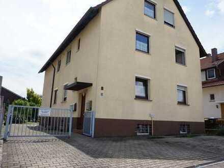 Gepflegte 4-Zimmer-Wohnung mit Balkon in Wernau (Neckar)