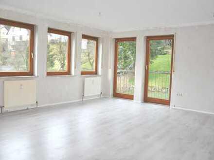 Praktische 3-Zimmer-Wohnung im 1. OG in Spiegelberg für Eigennutzer oder Kapitalanleger