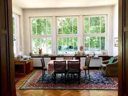 Vermietung Zimmer Leipzig/Nord in Jugendstilvilla für min. 6 Monate