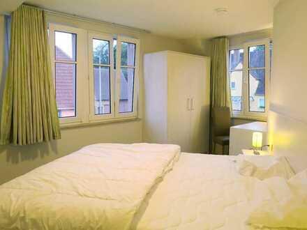 Scheibenhardt: Gemütliches, möbliertes Zimmer in 4er-WG (Zi. 13)