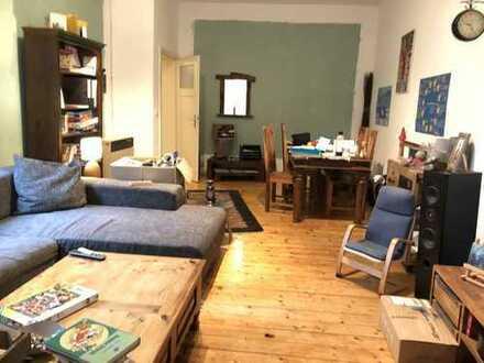 Wohnen im charmanten Altbau, 3-Zimmer Wohnung in Karlsruhe Innenstadt-West