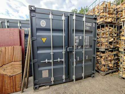 Seecontainer Lagerfläche in Dettingen an der Erms zu vermieten