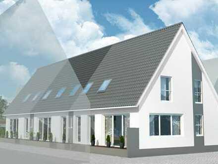 **Wohntrio** Karlsruhe/Neureut Haus statt Wohnung!