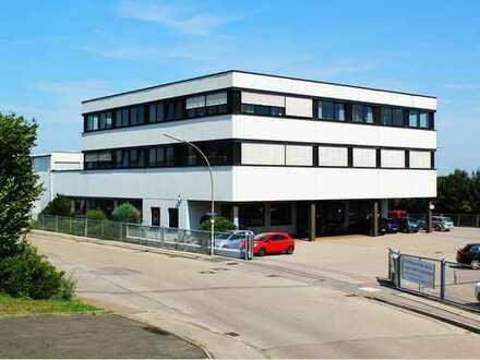 Helles großes Büro, Büroräume (415m²) in zentraler Lage an A7 & B 29