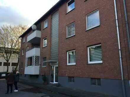 Köln-Worringen, schön geschnittene, gepflegte 3-Zimmer-Wohnung in ruhiger Wohnstraße