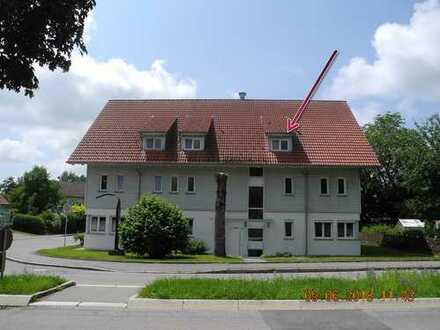 !! ZWANGSVERSTEIGERUNG !! - ohne Käuferprovision - 3-Zimmer-Maisonettewohnung in Wolfegg