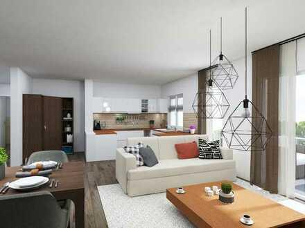 FAMILIE AUFGEPASST: 4 Zimmerwohnung mit 2 Balkonen