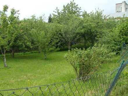 Ebersburg / Weyhers - Grundstück in ruhiger Randlage