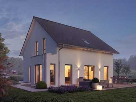 Wählen Sie die Dachform für Ihr Haus selbst aus - (fast) alles ist möglich.