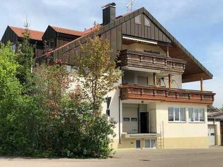 Charaktervolles Wohn- und Geschäftshaus mit 5 Wohnungen im Kreis Ludwigsburg, Benningen/Neckar