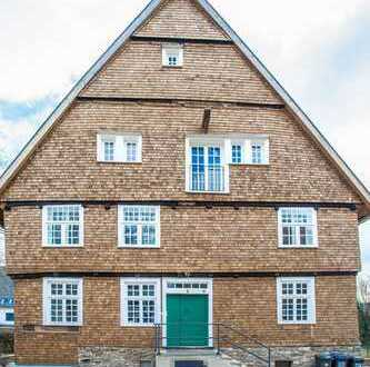 Wohnen und Arbeiten unter einem Dach mit Charme im Geburtshaus Haus Harkorten!