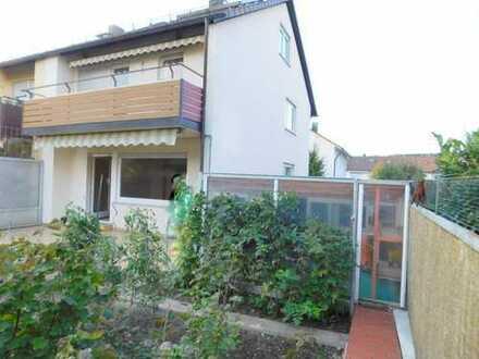 Familien aufgepasst !!! **Solide Doppelhaushälfte mit hübschen Garten in ruhiger Wohnlage**