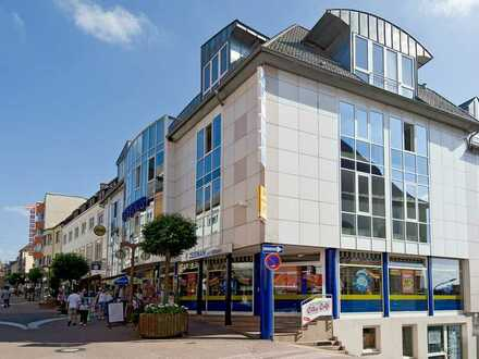 Ladenfläche mit großen Fensterfronten in 1A-Lage!