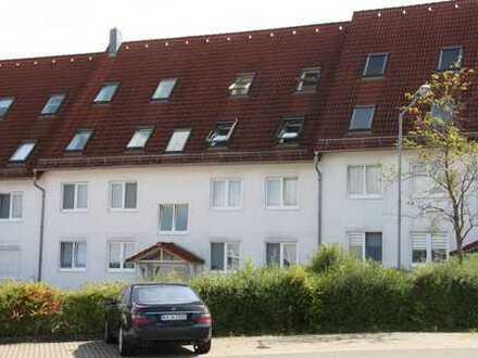 Erstbezug nach Sanierung mit Balkon: ansprechende 4-Zimmer-Maisonette-Wohnung in Weissenborn