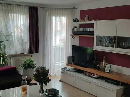 Von privat: Schöne 2-Zimmer-Wohnung mit Blick über Böblingen