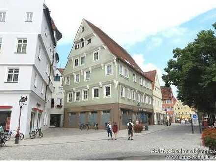 Gewerbefläche 713 m² in Nördlingen, Marktplatz