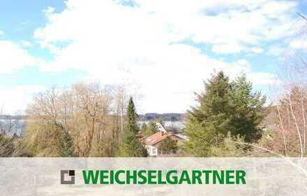 Grundstück in Hanglage mit Seeblick - teilbar