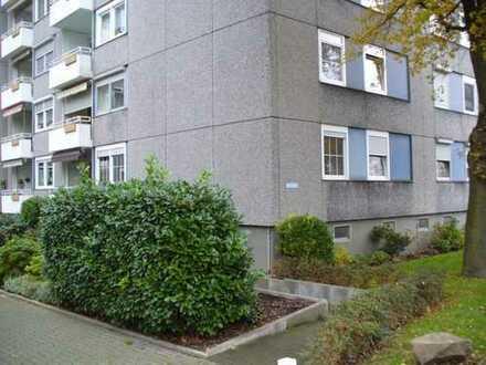 gepflegte 2-Zimmer-Wohnung mit Balkon in schöner Wohnlage