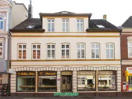 Gewerbeeinheit in Top-Lage in der Innenstadt von Husum zu vermieten! OTTO STÖBEN Immobilien