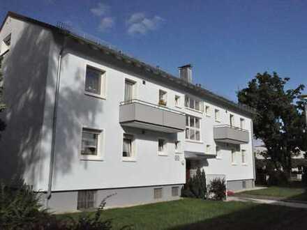 Renovierte 2-Zimmer-Dachgeschoss-Wohnung (2.OG) in Karlsruhe-Waldstadt