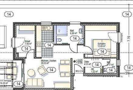 Penthouse 3-Zimmerwohnung / Preis auf Anfrage