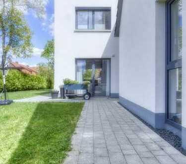 Wohnen im Grünen - Gut aufgeteilte Doppelhaushälfte in Bamberg - Gartenstadt
