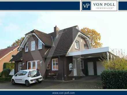 Familienfreundliches Haus in idyllischer Lage in Friesoythe/Gehlenberg