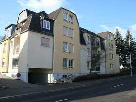 Gemütliche 3 Raum Wohnung mit Tiefgarage in der Nähe des Stausees
