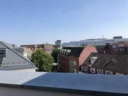 Penthousewohnung aus 2014 mitten in Kiel