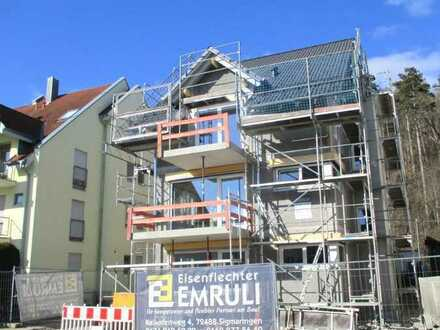 Stadtnahe UG-Neubau-1-Zimmerwhg. mit Wohnküche inkl. Einbauküche und Fußbodenheizung