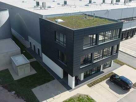 """""""BAUMÜLLER & CO."""" - ca. 20.000 m² Hallenfläche - NEUBAU - Anmietung von Teilflächen möglich!"""
